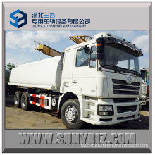 20 Cubic Shacman D`Long F3000 6X4 Water Tank Truck